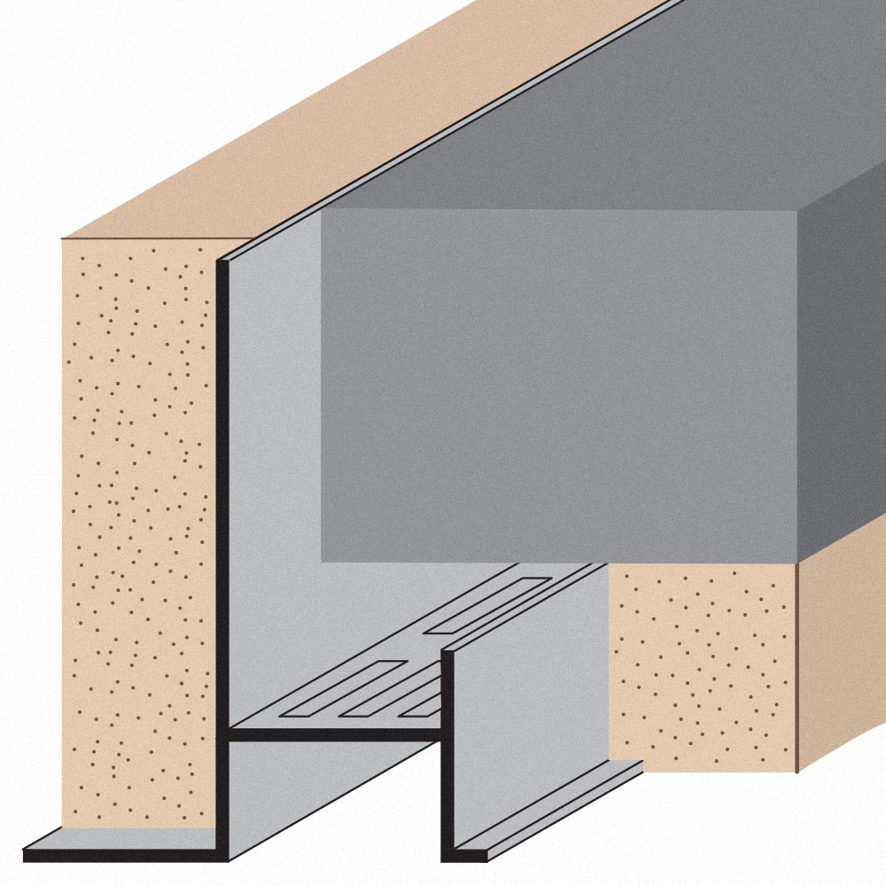 Stockton Products Ds Drip Screed