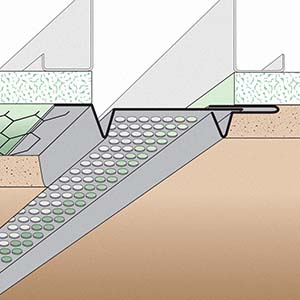 EVS: Expansion Vent Screed - 2 pc.