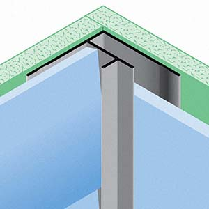 ICT-FCP: Inside Corner Transition for Fiber Cement Panel