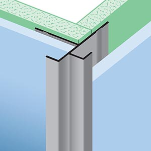 OCT-FCP: Outside Corner Transition for Fiber Cement Panel