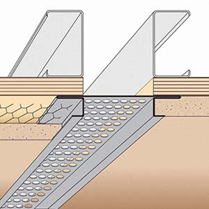 PCS: Plaster Channel Screed
