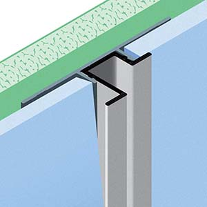 VO-FCP: Vertical Offset Insert for Fiber Cement Panel